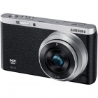 Genuine Samsung NX Mini Interchangeable Lens Digital Camera with 9mm Lens - Black