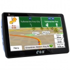 "7"" Car GPS Navigator w/ Bluetooth / FM / DDR256M / 8GB / 800MHz / CE6.0 / America + Canada Map"