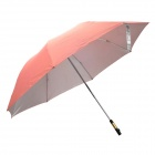 Umbrella Friend Handheld & Non-Handheld UV Protection Umbrella - Pink
