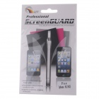Protective Clear Screen Protector Film Guard for IPHONE 4/4S - Transparent