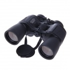 10X Magnification 50mm High Definition Binocular Telescope - Black