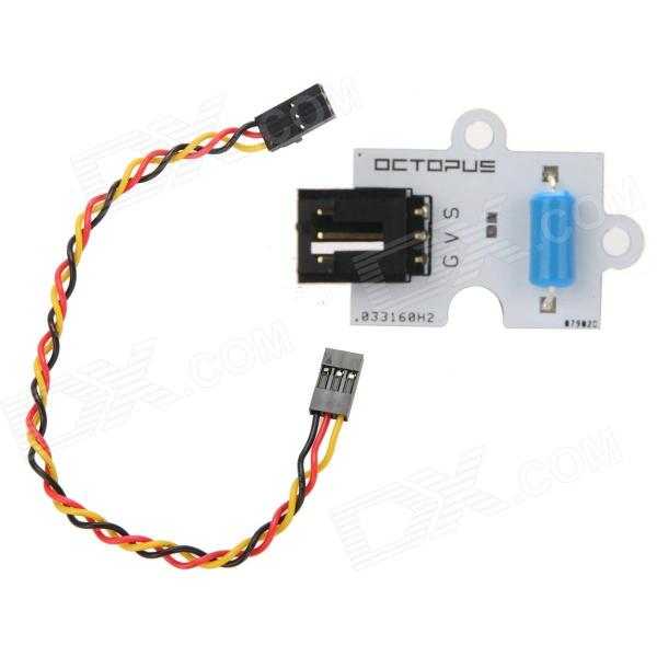 ElecFreaks E00405 Octopus Vibration Sensor for Arduino - White