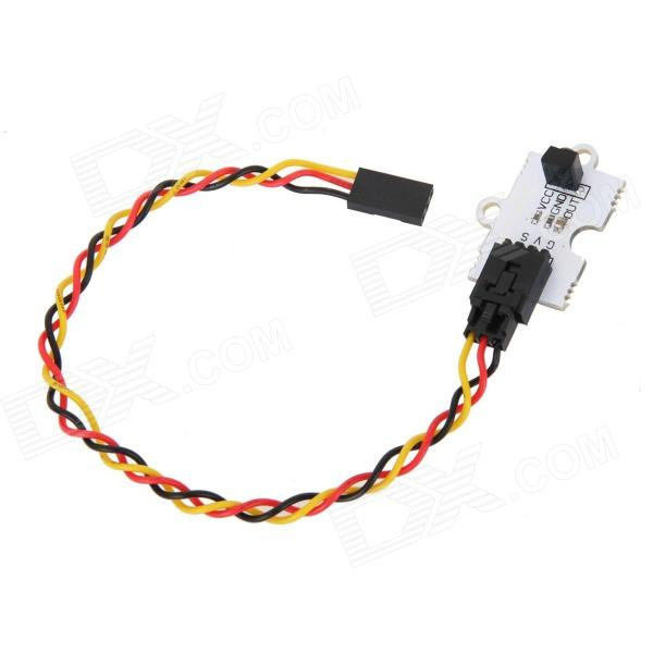 ElecFreaks E00402 Octopus Infrared Receiver Sensor for Arduino - White