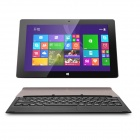 "VOYO A1 10.1"" IPS Quad Core Windows 8 Tablet PC w/ 2GB RAM, 64GB ROM, Wi-Fi - Blue"