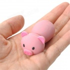 Estilo Pig Cartoon USB 2.0 Flash Drive - Rosa (64 GB)