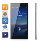 "MTK6582 Quad-Core Android 4.2.2 WCDMA Phone w/ 5.5"" Capacitive, GPS, Wi-Fi, Dual Camera - White"