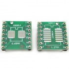 Dual-Sided SOP14/SSOP14/TSSOP14 SMD to DIP Adapter Board (2PCS)