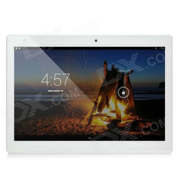 "P10 Ilmastointi 10,1"" A31S Android 4.4 Quad-Core Tablet PCw / 1 gt RAM, 16GB ROM, Bluetooth, IPS, HDMI - valkoinen"