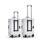 Professional DJI Phantom 2 Vision Aluminum Traveling Case / Trolley Bag with Wheels and Bar Box