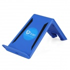 "Itian A6-8 QI Wireless Charger w/ Receiver Module for 8"" Samsung Tablet PC - Blue"