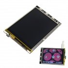 "3.2"" TFT Touchscreen Display Module for Raspberry Pi B+&B, 320x240p, 65536 Color Depth, SPI"