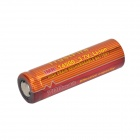 TrustFire de alta velocidad de la descarga 3.7V 700mAh 10C de litio-ion 14500 Baterías - Red + Orange (2 PCS)