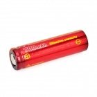 TrustFire High-rate Discharge 3.7V 700mAh 10C Lithium-ion 14500 Batteries - Red + Orange (2 PCS)