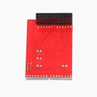 Tengying RTC Direct Extension Carte compatible pour Raspberry Pi to Arduino - Rouge