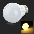 ADS-CL3W E27 3W 180lm 3000K 6-SMD 5630 LED Warm White Light Bulb - White (AC 220V)
