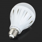 ADS-C9W E27 9W 15-5630 SMD LED 450LM 3000K Warm White Light Bulb - White (AC 220V)