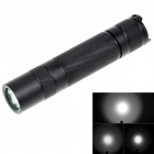 NEW-B02 600lm 5-Mode White Light Flashlight w/ CREE XM-L2 - Black (1 x 18650)
