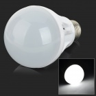 YouOKLight E27 7W 450lm 16-SMD 5730 LED White Light Lamp - White (220V)