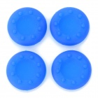 FT-XP01 Erstatning silikon Antispinn Joystick Caps for PS4 / XBOX 360 / Xbox One - Blå