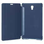 "Protective PU + PC Auto Sleep Case w/ Stand for Samsung Galaxy Tab S 8.4"" T700 - Deep Blue"