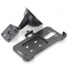 "Car ""G"" en forma de Mount Holder + Celular Set para LG G3 / d855 - Negro"