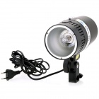 FUSHI Tong SMD-200 200W 1000lm Portable IR Control Photography Studio Strobe Flash Light - Black
