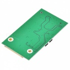 "50mm 1.8"" CE/ZIF PATA SSD convert Adapter for PCI-E MSATA SSD - Green"