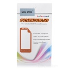 Staubdicht PET Screen Protector Schutz-Film für Sony Xperia Z3 / L55T - Transparent (3 St.)