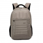 "SENDIWEI S-351W Waterproof Multifunctional Protective Nylon Backpack Bag for 15"" Laptops - Khaki"