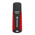 Transcend JetFlash 810 USB 3.0 Flash Drive - Black + Red (16GB)