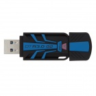 Kingston DTR30 G2 High Speed USB 3.0 Flash Drive - Black + Blue (32G)