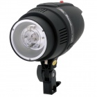 FUSHI Tong P-300 Portable 300W Photography Digital Strobe Flash Light - Black