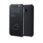HTC Point of View Flip Case for  HTC One M8 - Black