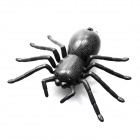 4-CH IR Remote Control R/C Spider Toy - Black