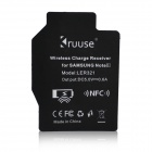 Kruuse QI Standard Wireless Charging Receiver for Samsung Galaxy Note 3 N9000 - Black
