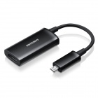 Samsung HDMI Adapter Cable for Galaxy S3  - Black (20cm)