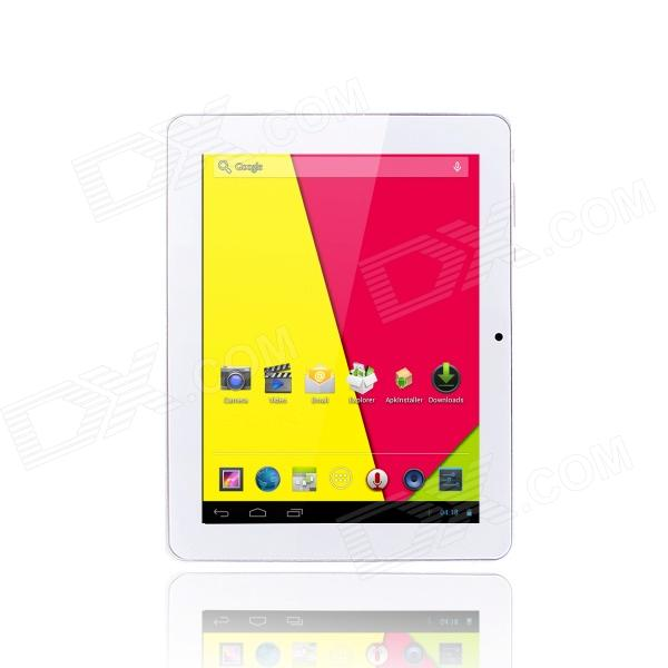 ICOO D710GN 7 '' Dual Core Android 4.4 Tablet PC w / Kamera, Wi-Fi, 8 Gt ROM - Valkoinen
