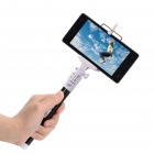 Dispha G-499 Bluetooth Intelligent Retractable Monopod for GoPro / IPHONE / Cellphone - Silver