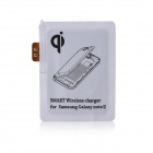 Kruuse LER210 QI Standard Wireless Charging Receiver for Samsung Galaxy Note2 N7100 - White