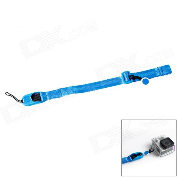 Quick Release Camera Cuff Wrist Strap for Suptig / GoPro Hero 4/2 / 3 / 3+/SJ4000 - Blue