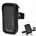 High Quality Bike Mount Holder + Waterproof Bag for Motorola MOTO X - Black