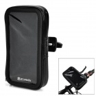 High Quality Bike Mount Holder + Waterproof Bag for Sony Xperia Z2 / L50w - Black