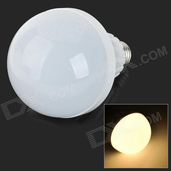 E27 15W 1200lm 4000K 52-SMD 2835 LED Warm White Light Bulb - White + Silvery Grey (AC 220~240V) от DX.com INT