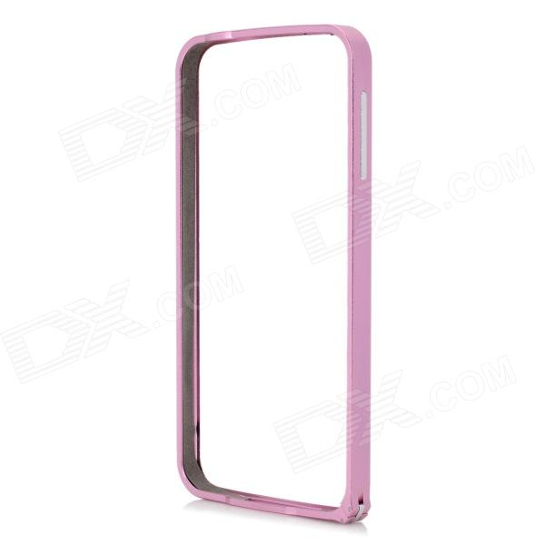 Ultra Thin Protective Aero Alloy Bumper Frame Case for Samsung Galaxy S5 - Pink
