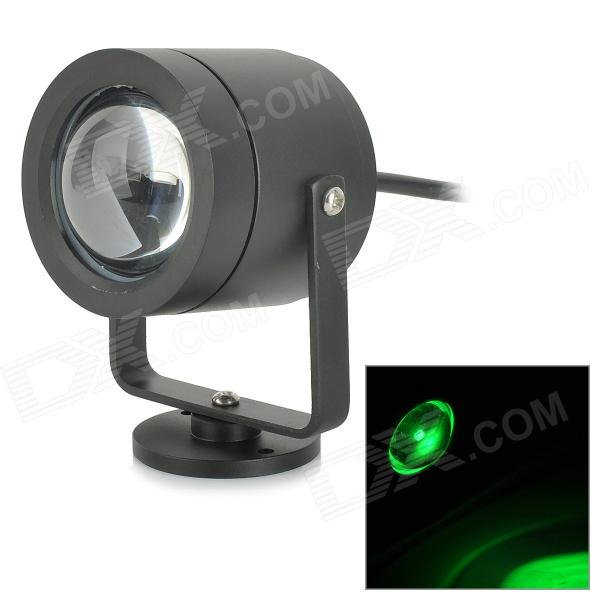 10w-550lm-570nm-1-led-green-light-lamp-black-dc-1224v