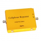 HighPro GSM WCDMA 900/2100MHz Dual-Band Mobile Phone Signal Repeater Booster Amplifier