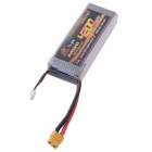 HJ 11.1V 4200mAh 25C Li-Polymer Battery - Black
