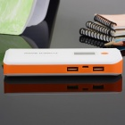 "BP 15000mAh 1.1""LCD High-Quality Portable Mobile Power Bank for IPHONE 5S / Samsung / HTC"