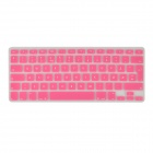 Angibabe Silicone Norwegian Language Keyboard Sticker for MACBOOK AIR / PRO / RETINA - Pink