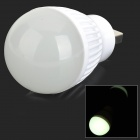 F-503 Mini 3W 22lm 1-LED White Light USB Bulb - White